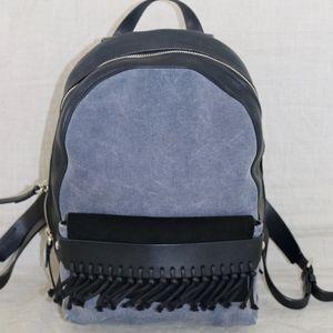 3.1 PHILLIP LIM Fringe leather Biance backpack